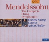 Complete string symphonie