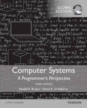Computer Systems: A Programmer s Perspective, Global Edition