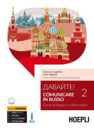 Comunicare in russo. Con CD Audio formato MP3. 2. - Dario Magnati | Thecosgala.com
