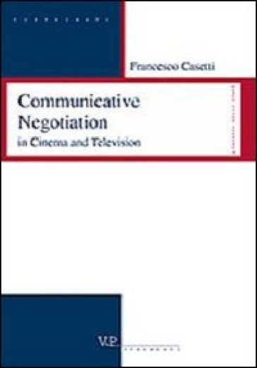 Comunicative negotiation in cinema and television