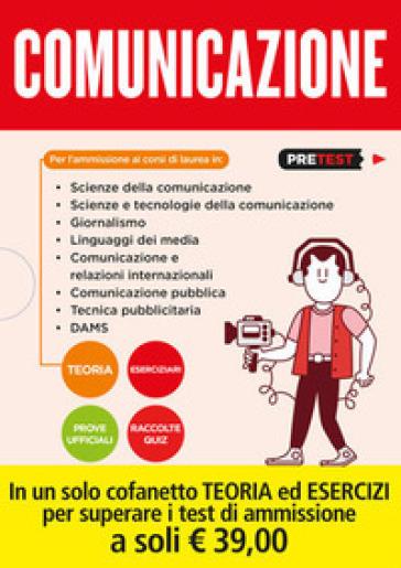 Comunicazione. Cofanetto