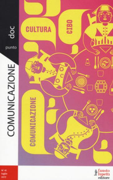 Comunicazionepuntodoc (2016). 16. - M. Morcellini |