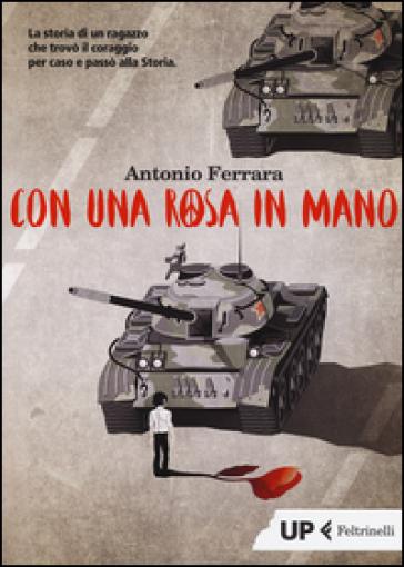 Con una rosa in mano - Antonio Ferrara |
