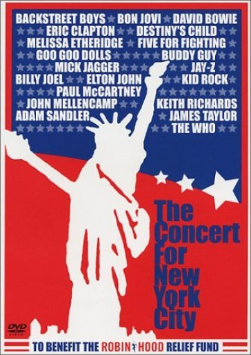 Concert for new york city (2pc) / (dol)