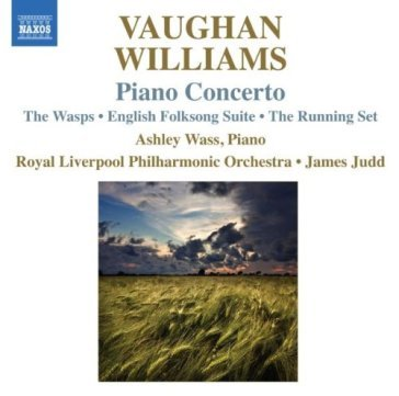 Concerto per pianoforte, the wasps, engl