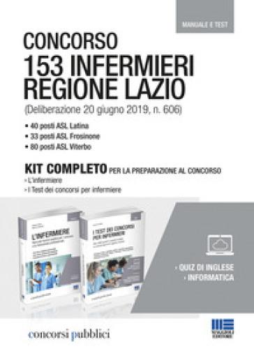 Concorso 153 infermieri Regione Lazio - Cristina Fabbri   Thecosgala.com