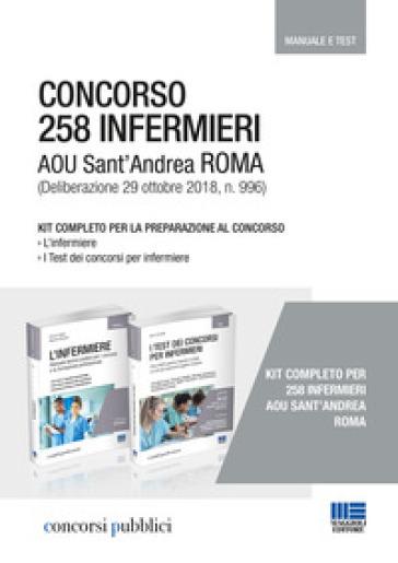 Concorso 258 infermieri AOU Sant'Andrea Roma - Marilena Moltalti |