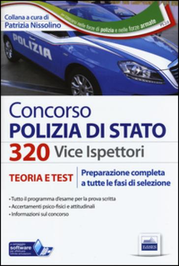Concorso 320 viceispettori polizia di stato teoria e test per la preparazione completa a tutte - Test dello specchio polizia ...