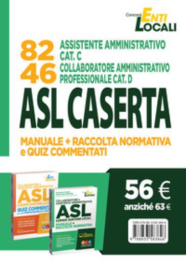 Concorso ASL Caserta: manuale completo + quiz