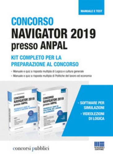 Concorso Navigator 2019 presso ANPAL. Kit completo per la preparazione al concorso - G. Cotruvo |