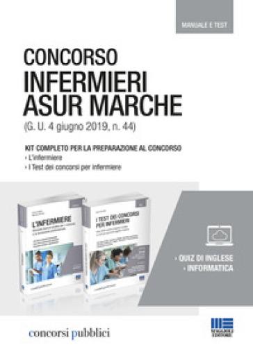 Concorso infermieri ASUR Marche - Cristina Fabbri pdf epub
