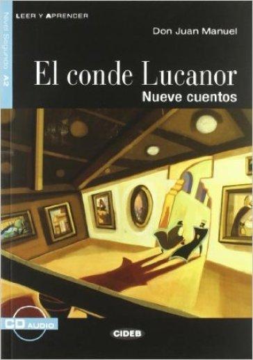 Conde Lucanor. Nueve cuentos. Con CD Audio (El)