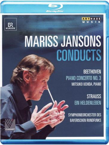 Conducts beethoven, strau