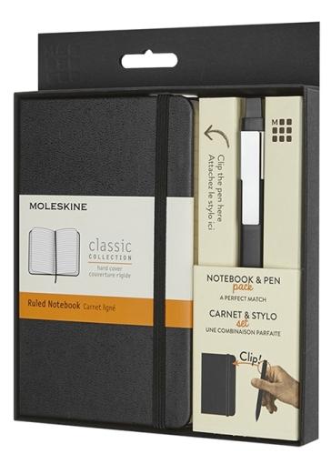 Confezione taccuino a righe con copertina rigida pocket for Regalo libri gratis