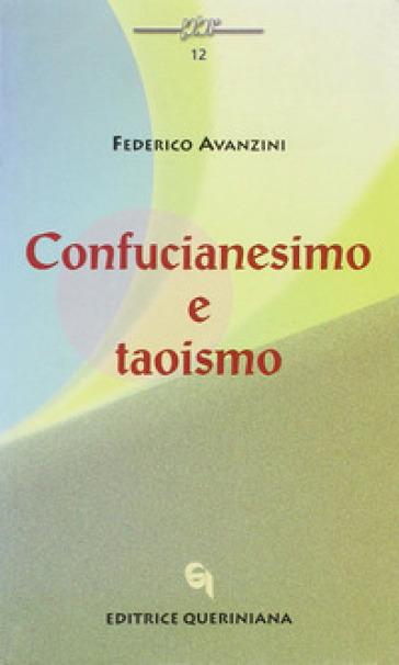Confucianesimo e taoismo - Federico Avanzini |