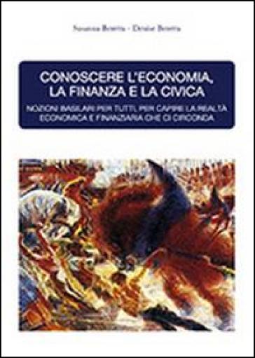 Conoscere l'economia, la finanza e la civica - Susanna Beretta | Thecosgala.com