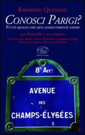 Conosci Parigi? - Raymond Queneau  