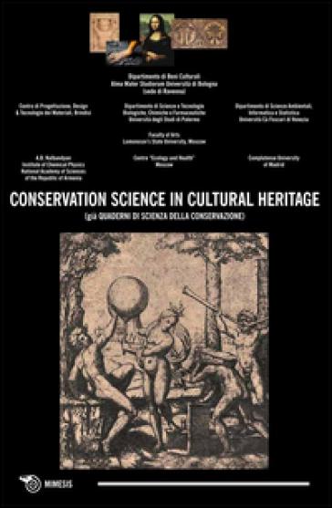 Conservation science in cultural heritage (già Quaderni di scienza della conservazione) (2013). 12. - Silvia Lorusso | Jonathanterrington.com
