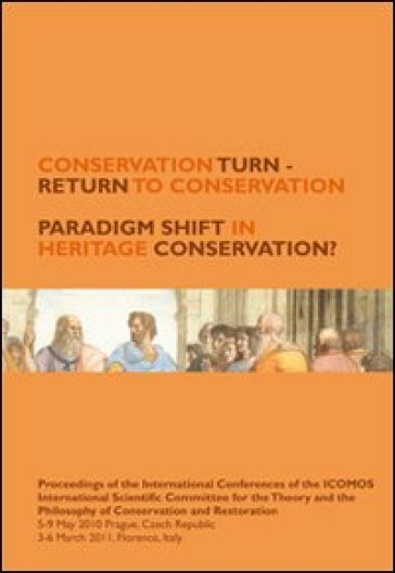 Conservation turn-Return to conservation. Tolerance for change. Limits of change