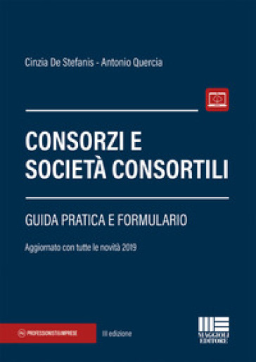 Consorzi e società consortili - Cinzia De Stefanis | Ericsfund.org