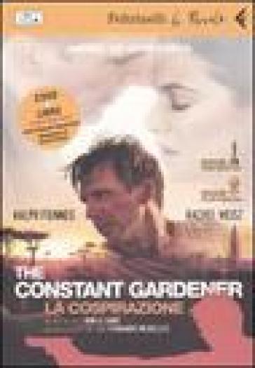 Constant Gardener. DVD. Con libro (The) - Fernando Meirelles | Rochesterscifianimecon.com