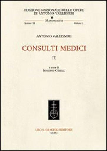 Consulti medici. 2. - Antonio Vallisneri   Rochesterscifianimecon.com