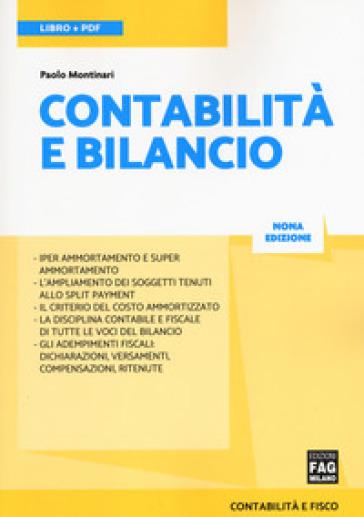 Contabilità e bilancio. Con Contenuto digitale (fornito elettronicamente) - Paolo Montinari | Thecosgala.com