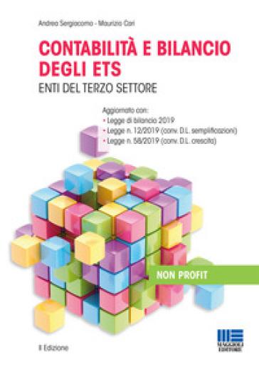 Contabilità e bilancio degli enti del terzo settore - Andrea Sergiacomo pdf epub