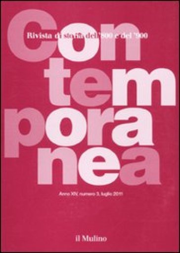 Contemporanea (2011). 3.