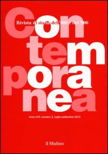 Contemporanea (2013). 3.