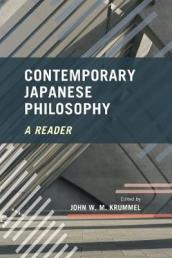 Contemporary Japanese Philosophy