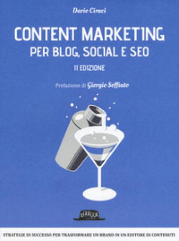 Content marketing per blog, social e SEO - Dario Ciracì |