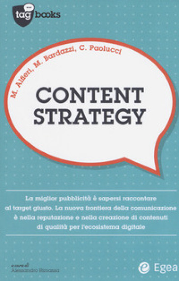 Content strategy - Marco Alfieri |