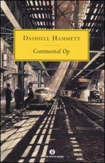 Continental Op - Dashiell Hammett |