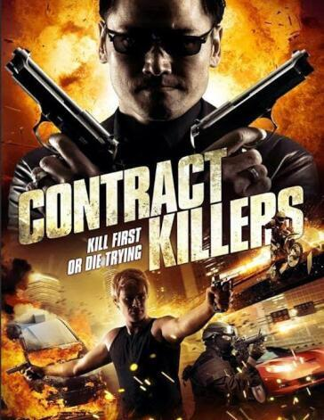Contract killers (Blu-Ray)