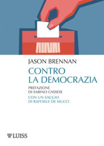Contro la democrazia - Jason Brennan pdf epub
