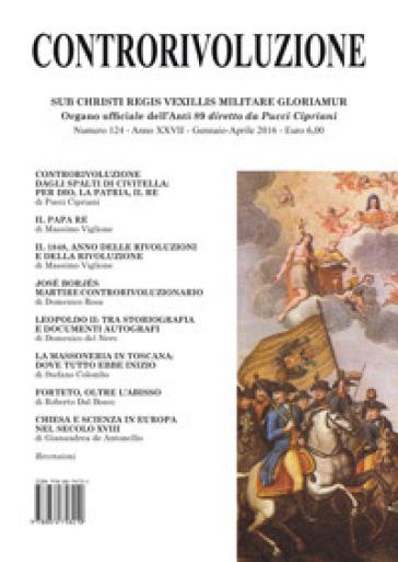 Controrivoluzione (2016). 124. - P. Cipriani |