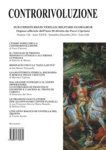 Controrivoluzione (2016). 126. - P. Cipriani  