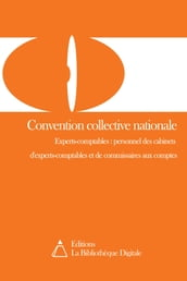 Convention collective nationale des cabinets d experts-comptables et de commissaires aux comptes (3020)