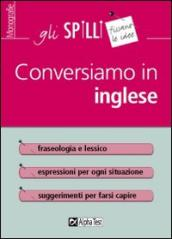Conversiamo in inglese