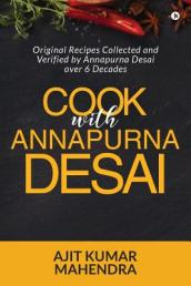 Cook with Annapurna Desai