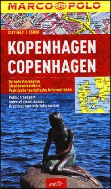 Copenaghen 1:15.000 -  pdf epub