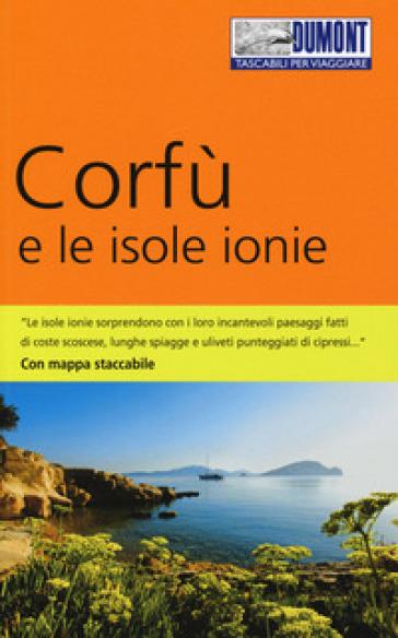 Corfù e le isole Ionie. Con Carta geografica ripiegata - Klaus Botig | Thecosgala.com