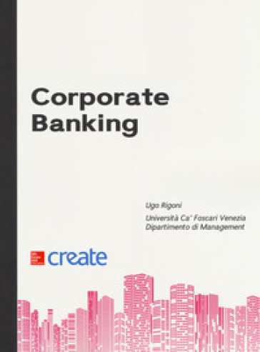 Corporate banking - Ugo Rigoni |