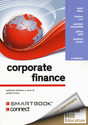 Corporate finance. Con Connect - David Hillier |