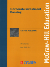 Corporate investment banking