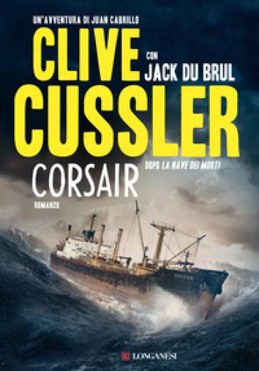 Corsair - Clive Cussler |