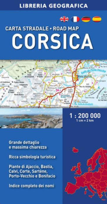 Corsica 1:200.000