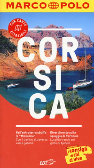 Corsica. Con atlante stradale - Gabriele Kalmbach   Thecosgala.com