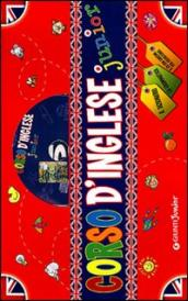 Corso d'Inglese Junior. Con CD Audio (2 vol.)
